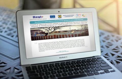 pagina de prezentare proiect Ecoretele Baua Mare